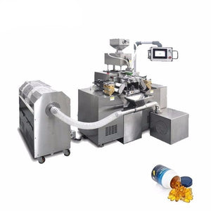 Soft gel capsule filling machine production line for health - Ampoule Bottle Production Line