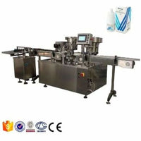 Sterile eye drop filling machine production line - Eye Drops Filling Line