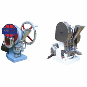 Tdp Single Punch Tablet Press - Single Tablet Press