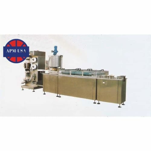 Uklx 120a Suppository Automatic Line - Suppository Machine