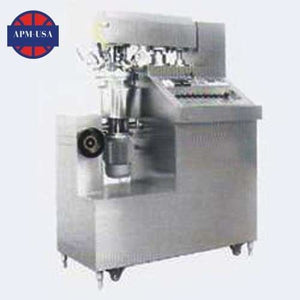Vacuum Emulsifying Blender for Lab - Emulsifying Machine