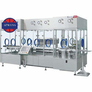 Vial Filling and Stoppering Machine - Injection Vial Powder Filling Productio Line
