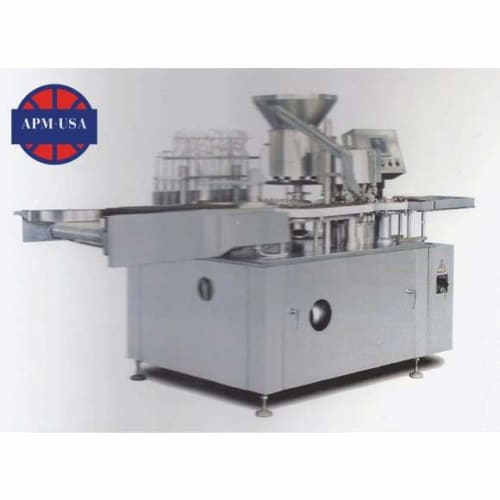 Ygz15(12) Series Filling and Capping Machine - Liquid Filling Machine