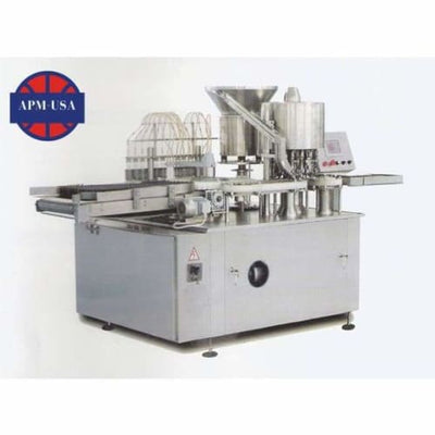 Ygz15a(12d)-s Filling and Capping Machine - Liquid Filling Machine