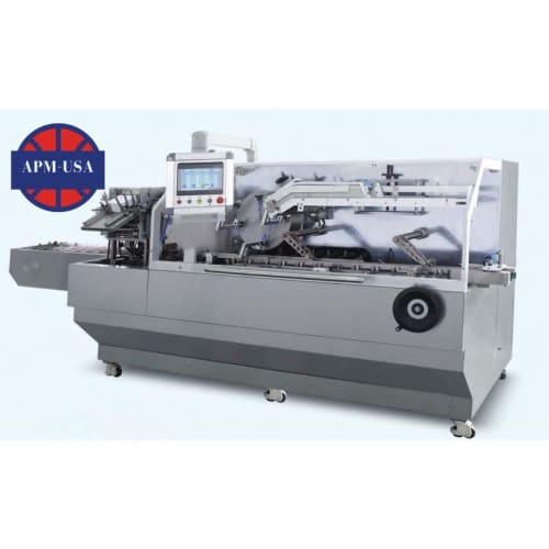 Zh-220 Multifunctional Automatic Cartoner - Cartoning Machine