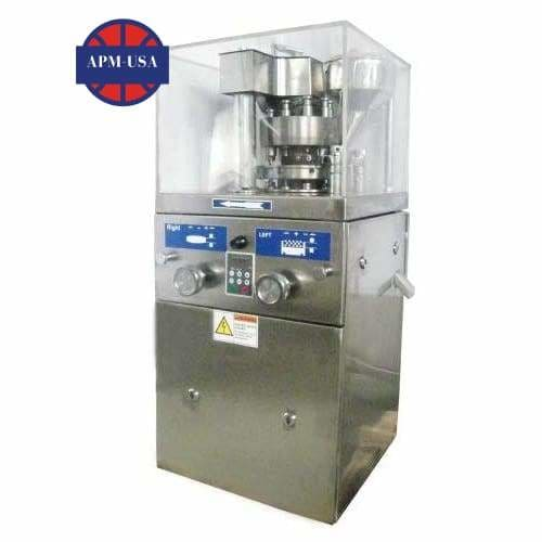 Zp-7/9 Single Pill Press Machine - Rotary Tablet Press