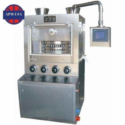 Zp37 Touch Rotary Press Machine - Rotary Tablet Press