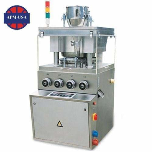 Zp37a Rotary Tablet Press - Rotary Tablet Press