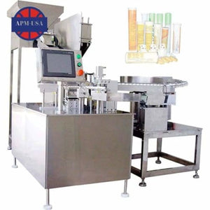 Zpp-40a Table Bottling Machine for Straight-tube Bottles - Tablet Capsule Filling Line