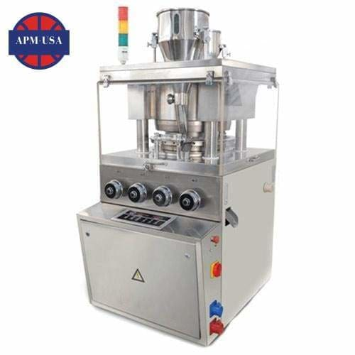 Zpt21/zpt25 Model Rotary Tablet Press - Rotary Tablet Press