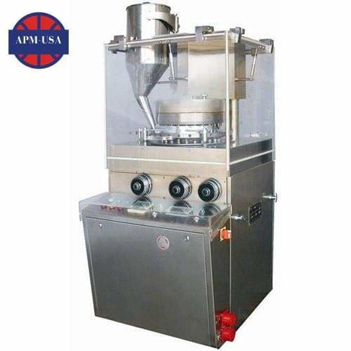 Zpy100 Series Rotary Tablet Press Machine - Rotary Tablet Press