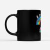 I Poop Rainbow Unicorn - Black Mug
