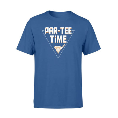 ParTee Time cool design Golf Lover vintage shirt gift - Standard T-shirt - Apparel