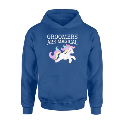 Unicorn Dog Groomer Are Magical Clothing Men Women - Standard Hoodie - Apparel