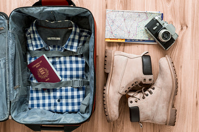 4 Items Every Traveller Should Pack on Their Next Adventure