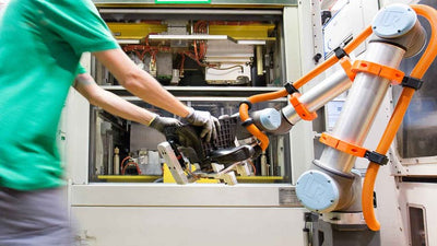 Meet the cobots: the robots who will be your colleagues not your replacements