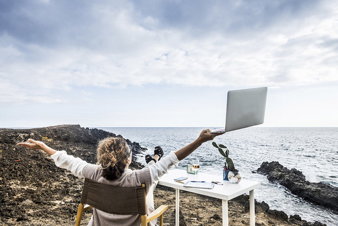 How To Become a Digital Nomad: 3 Tools for Success
