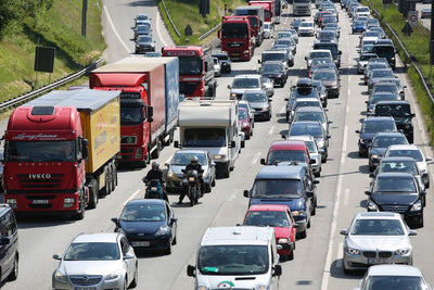 More roads, more misery – how commuting is killing us