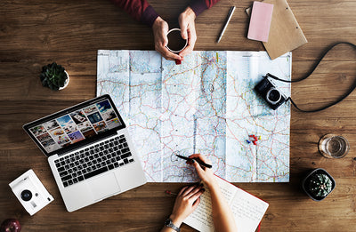 Travel Often? 7 Reasons Every Traveler Needs a Scratch-off Map