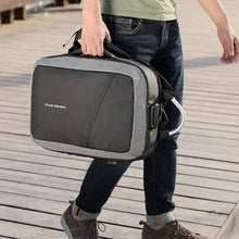 "Load image into Gallery viewer, Laptop Backpack Rucksack Fits 15.6"" Laptops with USB Charging"