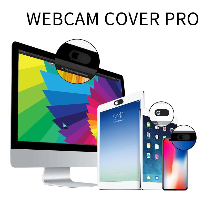 Webcam Covers for Laptops Tablets and Mobile Phones