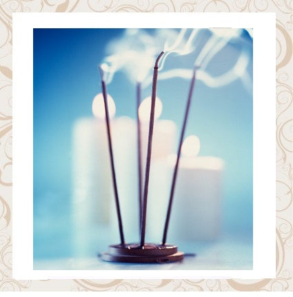 Incense and Incense Holders