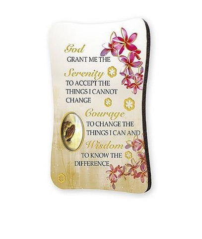 Fridge Magnet Wooden - Serenity-Magnet-Serenity Gifts