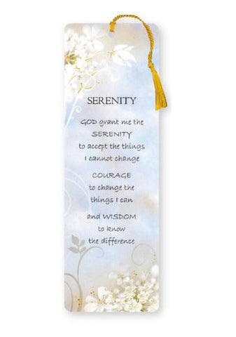Serenity Verse Bookmark-Bookmark-Serenity Gifts