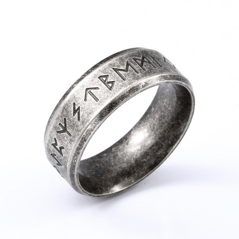 Ancient Runic Ring