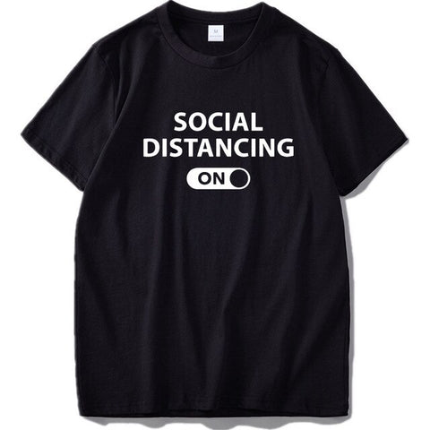 Social Distancing Mode On Tee