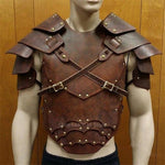 Viking Warrior Leather Armor