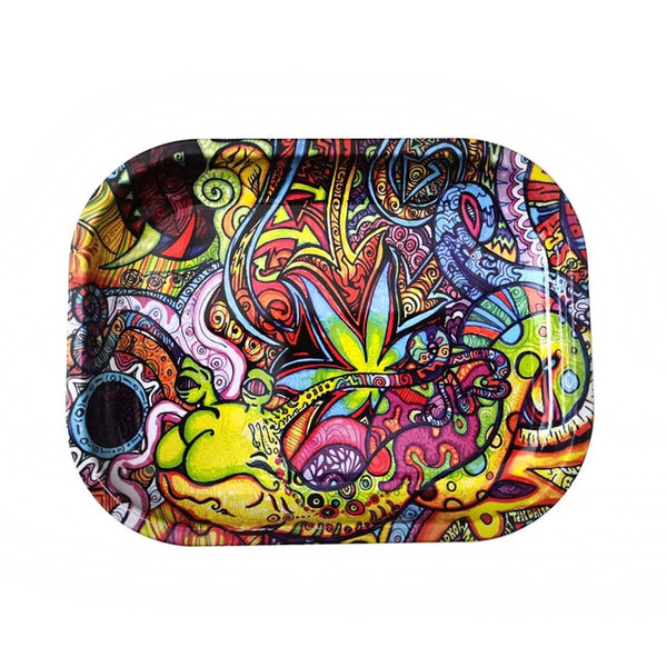 2020 NEW Cartoon Rolling Tray 18* Tobacco Rolling tray