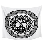 Valhalla Flag Tapestries