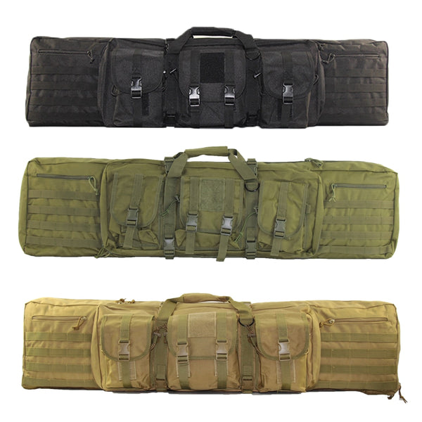 Rifle Bag Case Backpack Double Rifle