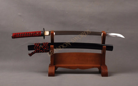 Masuyo Clay Tempered Wakizashi