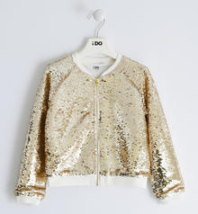 Bomber full paillettes