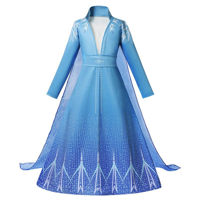 Fancy Princess Dress Frozen - 27orLess