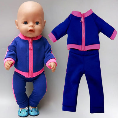 New Born Baby Doll Clothes - 27orLess