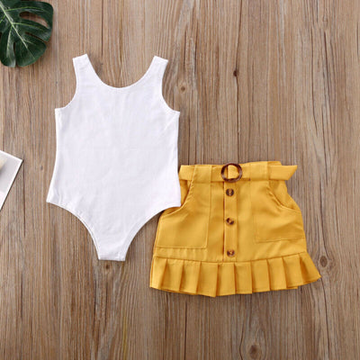 Toddler Kids Baby Girl Clothes - 27orLess