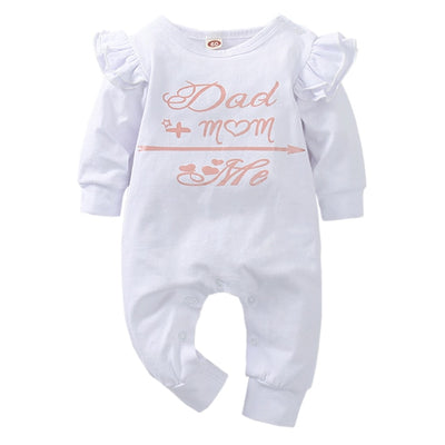 Pink Rabbit Print baby Clothes - 27orLess