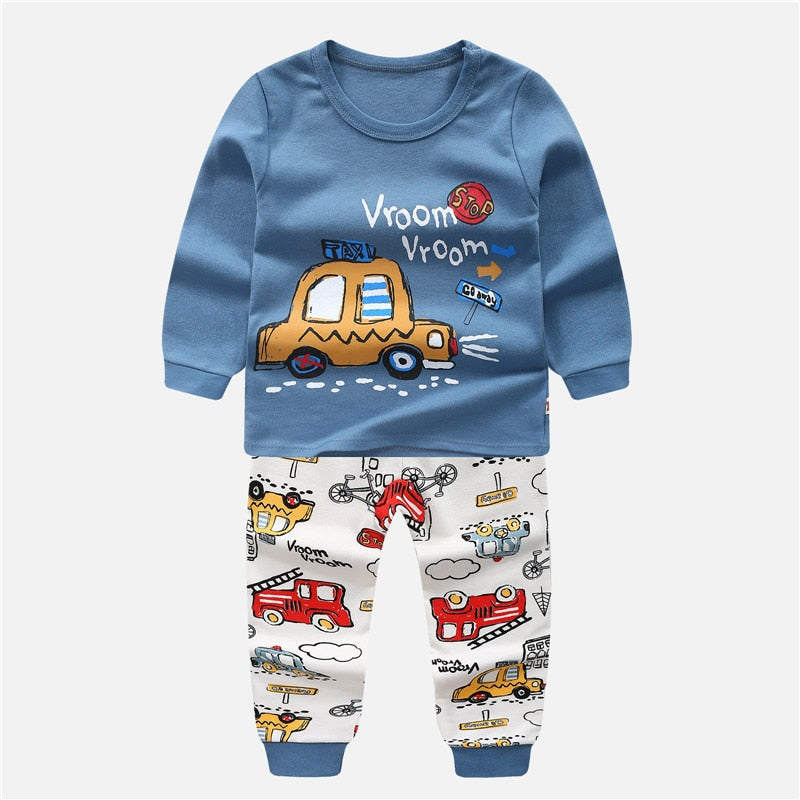 Autumn Toddler Tracksuit - 27orLess