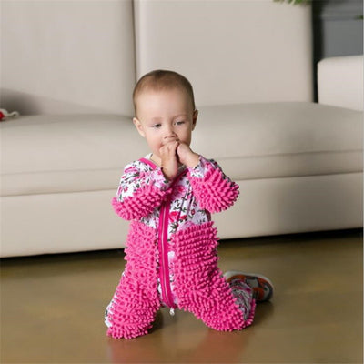 Baby Mop Footsies Clothes - 27orLess
