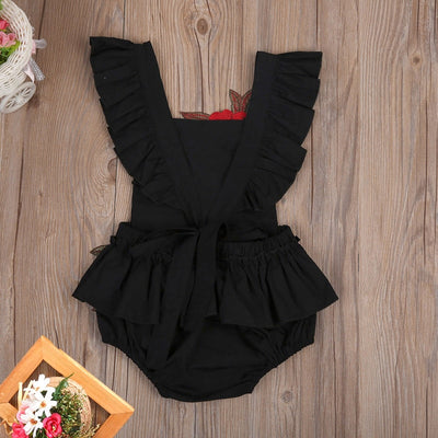 Newborn Toddler Sleeveless Jumpsuit - 27orLess