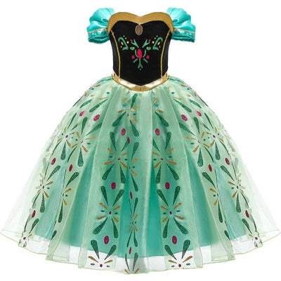 Snow Queen Party Dress - 27orLess