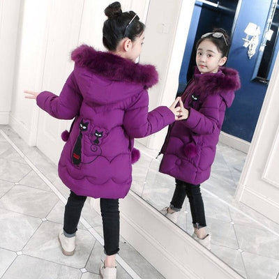 Down Jacket Children's Winter Clothing - 27orLess