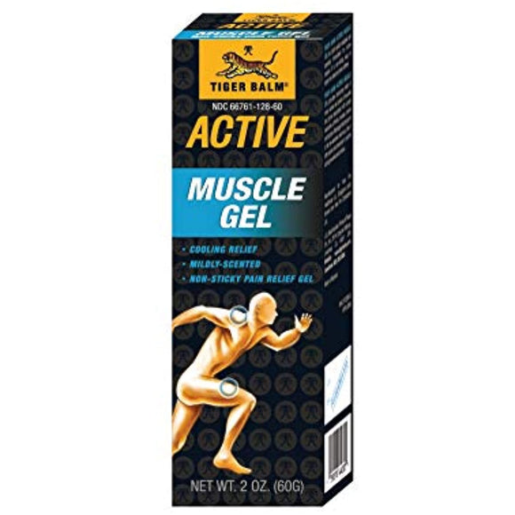 Tiger Balm Muscle Gel - 2oz