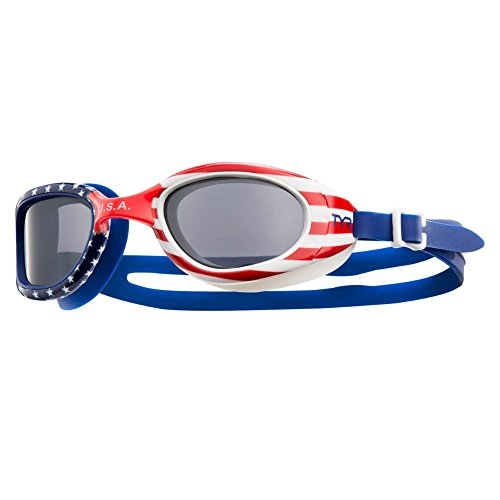 TYR Sport Special Ops 2.0 Polarized USA Swimming Goggle