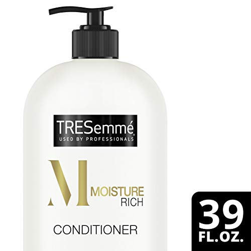 TRESemmé Conditioner with Pump, Moisture Rich, 39 oz