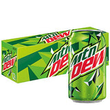 Mountain Dew, 12 oz (pack of 12)