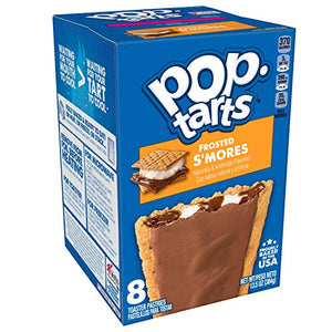 Kellogg's, Pop-Tarts, Frosted S'Mores, 8 Ct